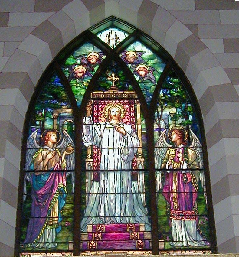 Grace Church Windows 14